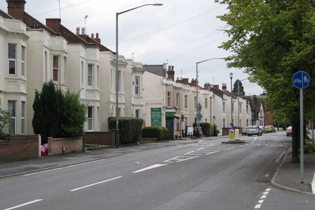 Tachbrook Road, Leamington Spa