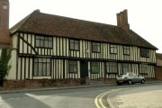 Anne of Cleves House in Hamlet Road, Haverhill
