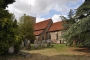 All Saints Church, Purleigh.