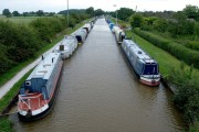 The Shropshire Union Canal (Middlewich Branch)