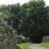 Footpath beside un-named farmhouse - Rhydyfelin