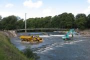 Blackweir, River Taff, Cardiff