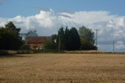 Field and farm buildings