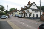 Great Yeldham: Three Bottles and Leather Lane
