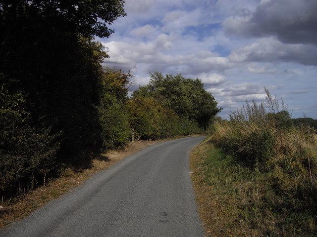 Kedington Hill