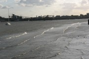 Waves on the Thames