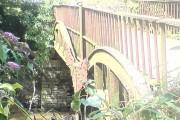 Bridge over the river Plym