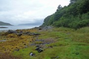 Coastline south of Camus Croise