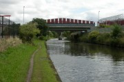Trafford Park, bridge