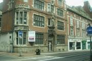 Cairns Chambers, Church Street,  Sheffield