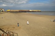 Walton-on-the-Naze: The beach and Walton Pier
