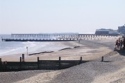 Lowestoft Beach, Suffolk