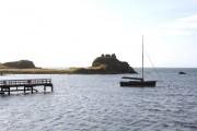 Dunnyvaig across the Bay