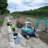 Rebuilding the Wendover Arm at Drayton Beauchamp