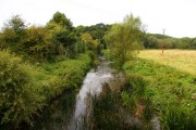 The River Evenlode near Combe