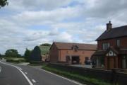 Sparklane Farm, Arclid