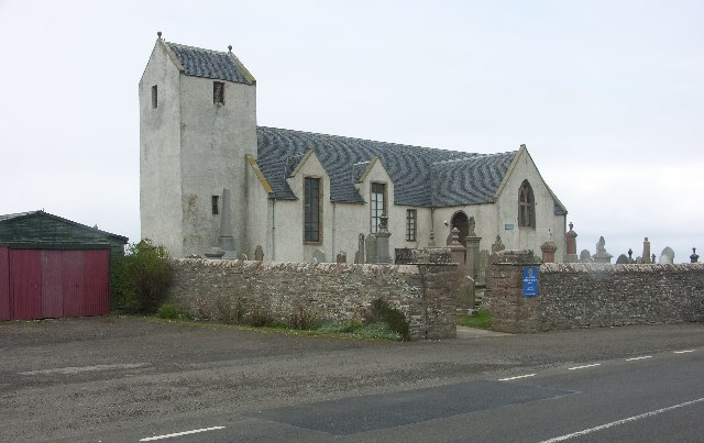Canisbay Church