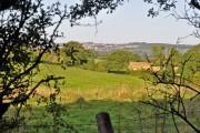 Farmland adjacent to Cosmeston Lakes
