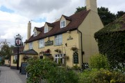 Red Lion pub, East Bergholt