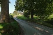 Fanshawe Lane, nr Redes Mere