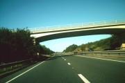 Bridge over the Witney bypass