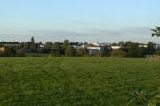 Near Strelley Court Farm