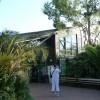 Paignton : Paignton Zoo Entrance