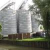 Wendover Arm at Gamnel Wharf - Grain Silos