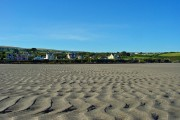 Sands in the Nyfer estuary, Newport