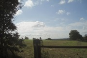 Farm near North Hanger Wood