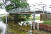 Footbridge, Hail Weston Ford