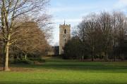Church & Barra Hall Park, Hayes