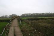 Bridge over the River Tame at Kingsbury