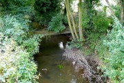 River Isbourne at Wormington