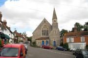 Church on Broad Street, Sutton Valence