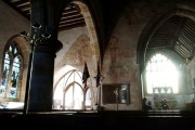 Rotherfield Church interior.