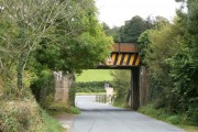 Railway Bridge, Pandy