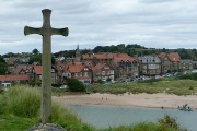 Old and new places of worship, Alnmouth
