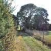Well maintained footpath