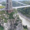 Clifton Suspension Bridge, Eastern End