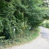 Byway entrance, Wilcote Riding, near Finstock