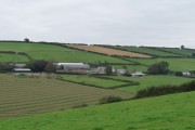 Middle Dean Farm near Goodleigh