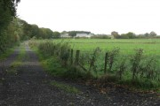 Stockley Farm From The Bridleway