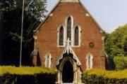 Christ Church, Longcross