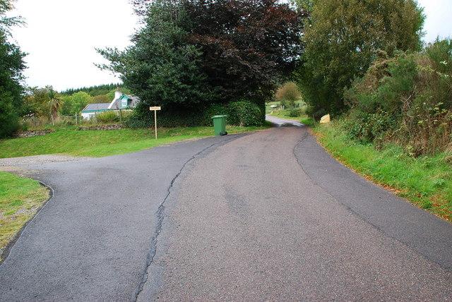 Road to Bottacks