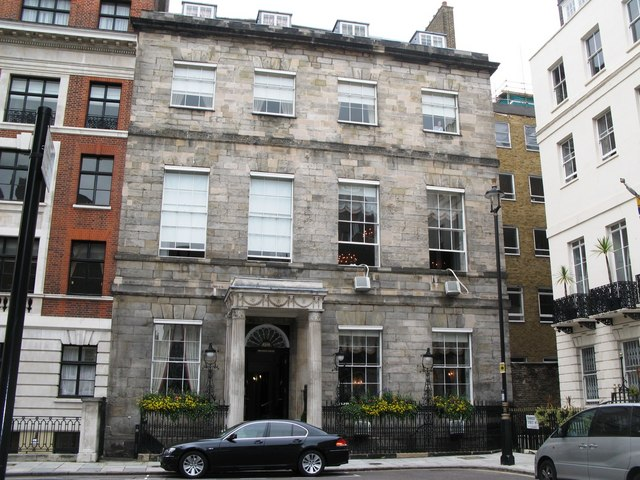 Chandos House 2 Queen Anne Street W1 Pictures Of
