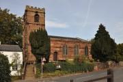 Little Budworth church