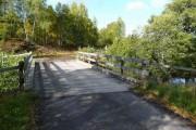 Bridge over Allt Fhearnasdail