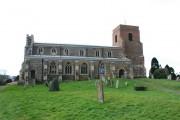 Al Saints Church, Shillington