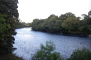 Downstream Beauly River